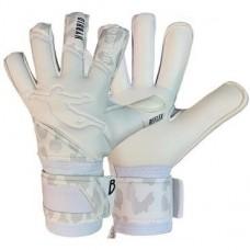 Перчатки вратарские BRAVE GK REFLEX WHITE (детские) 00040204