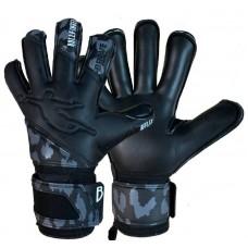 Перчатки вратарские BRAVE GK REFLEX BLACK (детские) 00040110