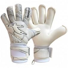 Детские вратарские перчатки BRAVE GK PHANTOM KIDS WHITE 00020705