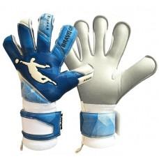 Перчатки вратарские BRAVE GK AQUA BLUE 00080308
