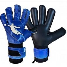 Перчатки вратарские BRAVE GK PHANTOME BLACK/BLUE 00020310