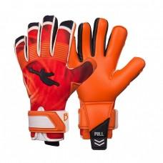 Перчатки вратарские BRAVE GK CATALYST ORANGE 00010608