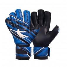 Перчатки вратарские BRAVE GK PHANTOME BLACK/BLUE NEW 0002032008