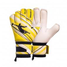 Перчатки вратарские BRAVE GK PHANTOME YELLOW/WHITE NEW 00020408