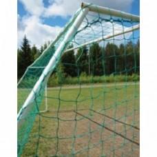 Сетка Yakimasport для футбольных ворот 5 x 2м, зеленая 2 мм 100105