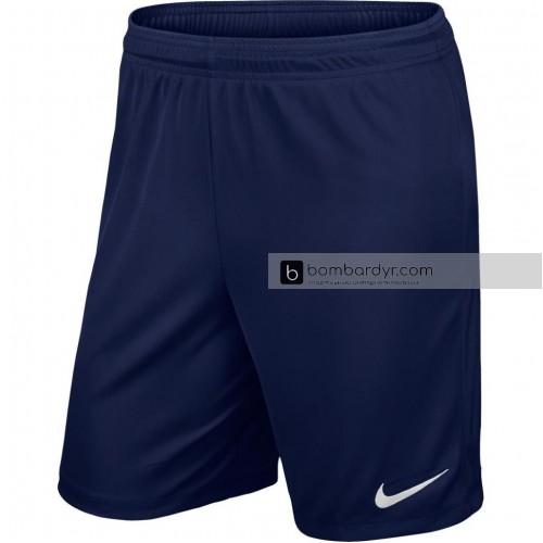 Шорты игровые Nike Park II Knit Short WB 725903-410