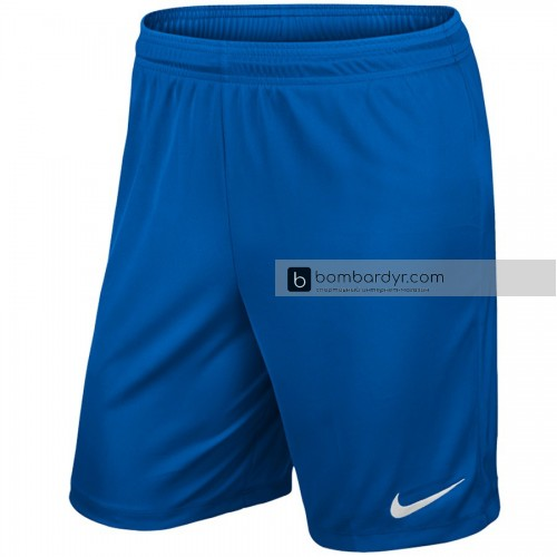 Шорты игровые Nike Park II Knit Short WB 725903-463