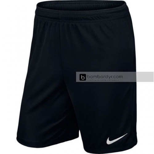 Шорты игровые Nike Park II Knit Short WB 725903-010