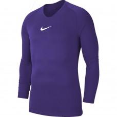 Компрессионная термо футболка Nike PARK FIRST LAYER (Youth) AV2611-547