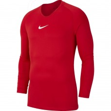 Компрессионная термо футболка Nike PARK FIRST LAYER (Youth) AV2611-657
