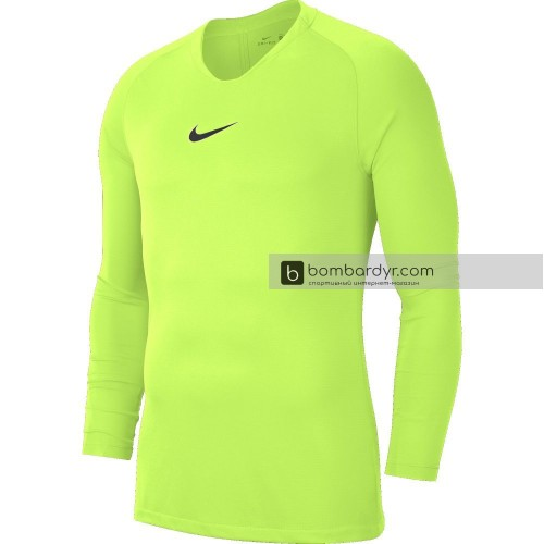 Компрессионная термо футболка Nike PARK FIRST LAYER (Youth) AV2611-702