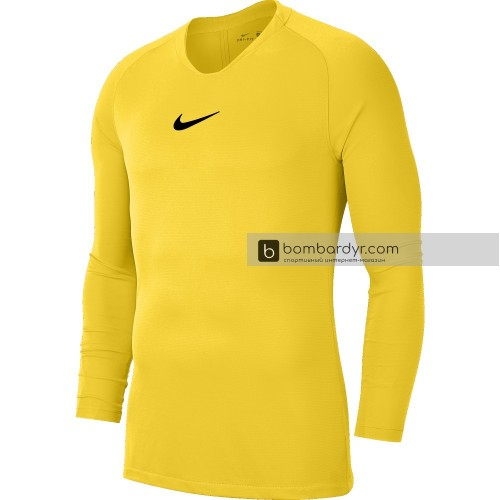 Компрессионная термо футболка Nike PARK FIRST LAYER (Youth) AV2611-719