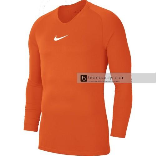 Компрессионная термо футболка Nike PARK FIRST LAYER (Youth) AV2611-819