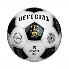 Футбольный мяч Official Classic 5р. KWB