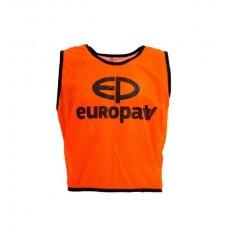 Манишка Europaw logo 3\4 оранжевая 450