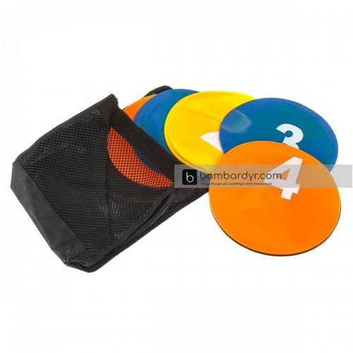 Маркер тренировочный Europaw ( набор 5 цветов 10 шт ) + сумка 2421