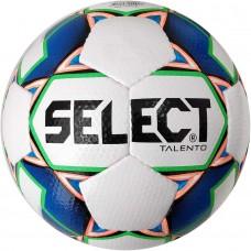 Мяч футбольный SELECT Talento  бел/син 0774846002