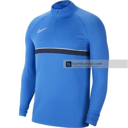 Тренировочная олимпийка Nike Academy 21 Knit Track Jacket  CW6118-463