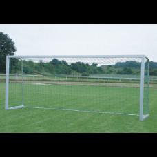Сетка Yakimasport для футбольных ворот 5 x 2м, зеленая 3 мм 100302