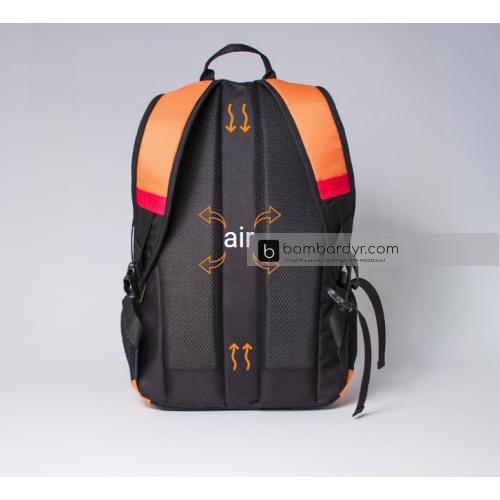 Рюкзак LOCATE (оранжевый)