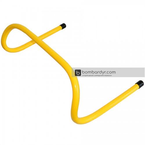 Барьер тренировочный SWIFT Mini hurdle, 16 см (желтый)