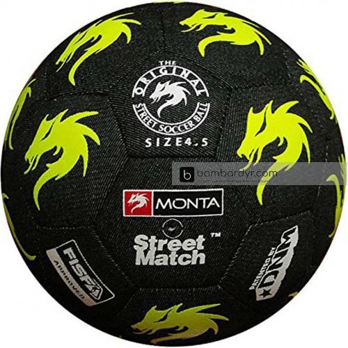 Футбольный мяч Monta Streetmatch