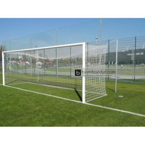 Футбольные ворота стационарные 7,33х2,44м PRO Yakimasport BR0007