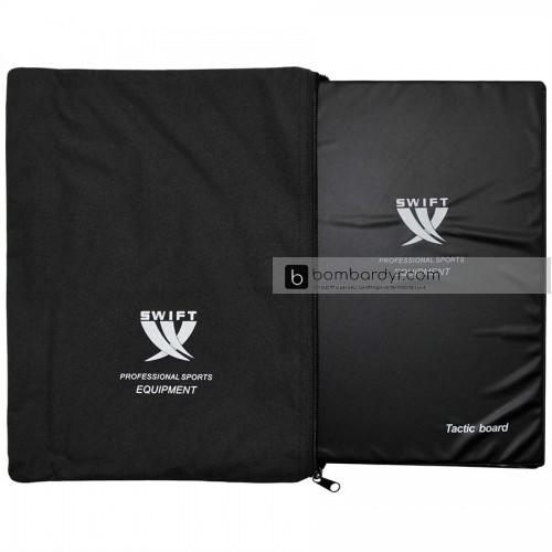 Доска тактическая SWIFT Coach board A4 with bag