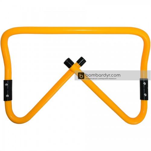 Барьер тренировочный универсальный SWIFT Multi-functional hurdle, 23-31 см (желтый)