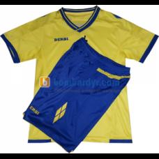 Футбольная форма для детей DERBI (желтая)