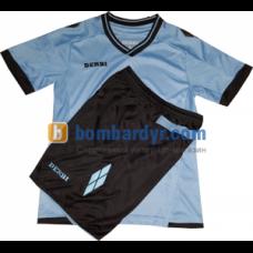 Футбольная форма для детей DERBI (голубая)