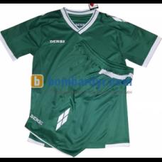 Футбольная форма для детей DERBI (зеленая)