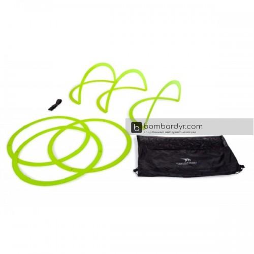 Тренировочные кольца/барьеры Yakimasport 100181