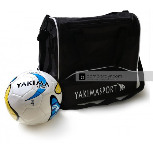 Спортивная сумка с двойным дном Yakimasport Junior 100226