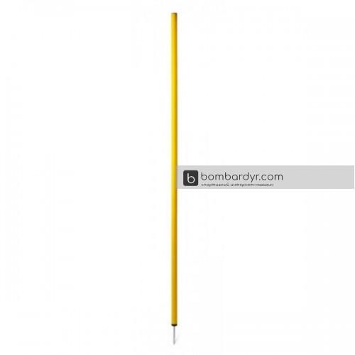 Cтойка слаломная со штырем 1,75м Yakimasport 100001