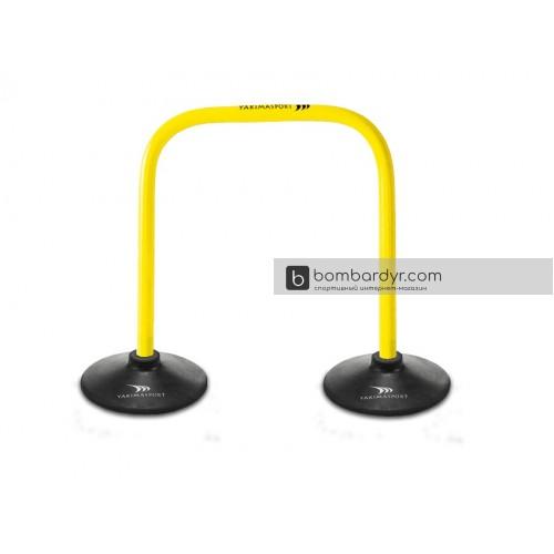 Футбольная арка для тренировки точности Yakimasport 100169-100059, 1 шт.