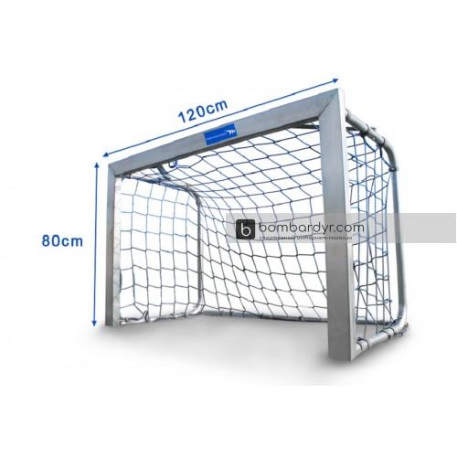 Футбольные ворота Mini 80 х120 см Yakimasport BR0005