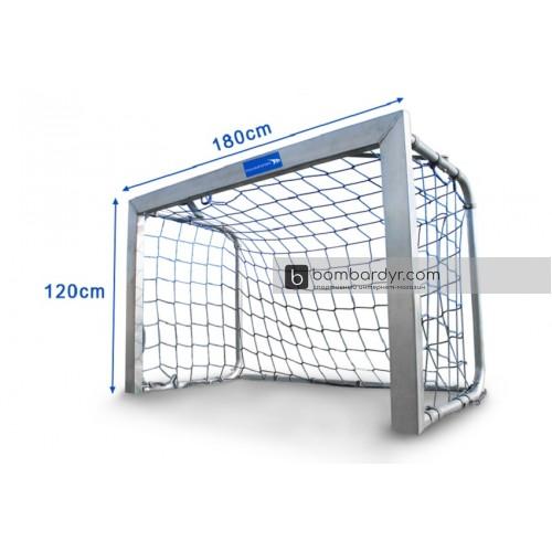 Футбольные ворота Mini 180 см х 120 см Yakimasport BR0004