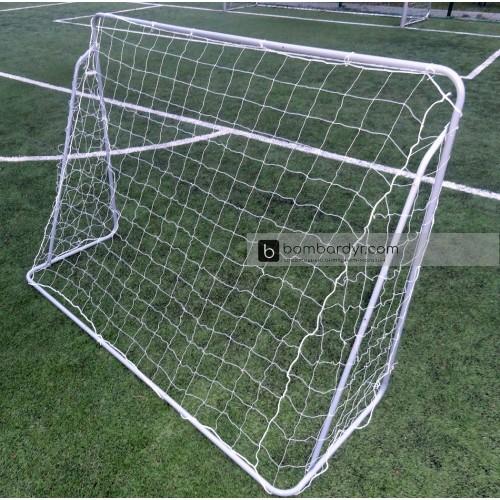 Футбольные ворота с экраном 215см x 150см Yakimasport 100070