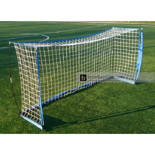Футбольные ворота UNI 3 м  Х 1,55 м Yakimasport 100152