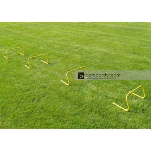 Тренировочные барьеры Yakimasport 15см, 6шт. 100002-6