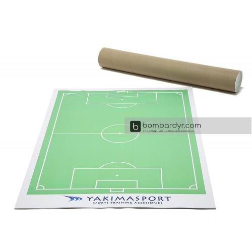Тактический блокнот тренера для футбола Yakimasport 100088 FLIPCHART