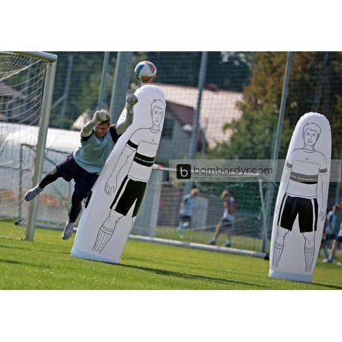 Набор надувных футбольных манекенов 5 шт. Yakimasport 100039-2