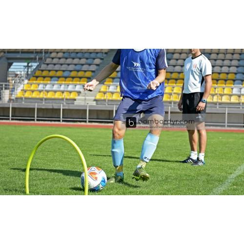 Футбольный мяч Cruza R5 GL Yakimasport 100095