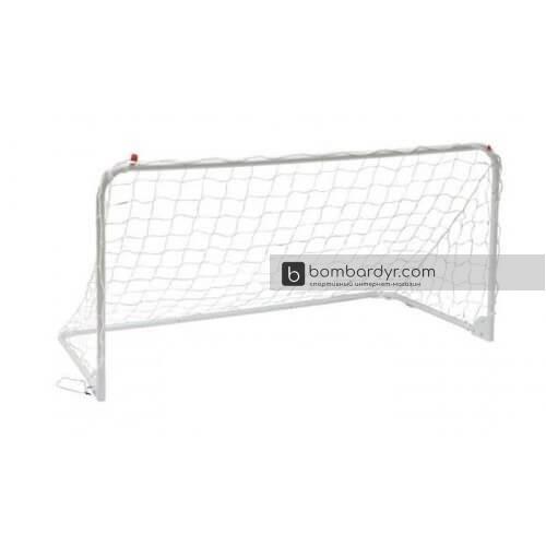 Футбольные ворота Mitre 244см x183см A3050AAAA