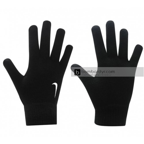 Перчатки NIKE SWOОSH KNIT GLOVES