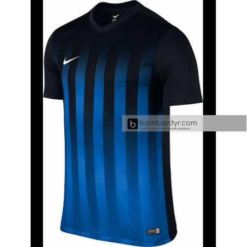 Игровая футболка Nike Striped Division II SS JSY 725893-011