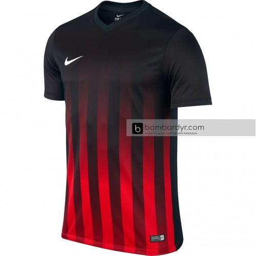 Игровая футболка Nike Striped Division II SS JSY 725893-012