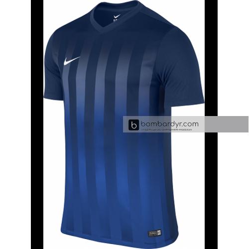 Игровая футболка Nike Striped Division II SS JSY 725893-410