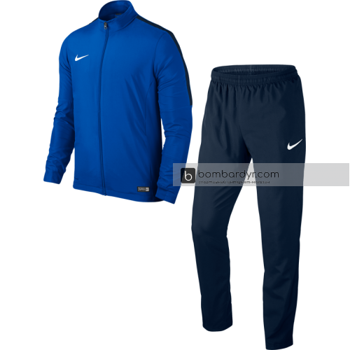 Спортивный костюм NIKE ACADEMY 16 WOVEN TRACKSUIT 808758-463